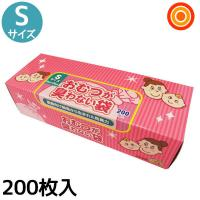 クリロン化成 おむつが臭わない袋BOSベビー用箱型 (Sサイズ200枚入)の購入ページです。