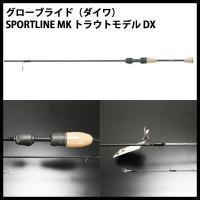 グローブライド(ダイワ)/スポーツライン MKトラウトモデル 602UL 2pcs (hd-0766...