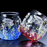 ■産地:沖縄 ■カラー:赤・青・ピンク・オレンジ・ブルー・コバルト・イエローから2点選べます ■口径...