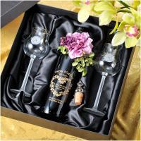 無料特典がたくさんついた豪華なワイン&グラスセットです  テディベアのボトルキャップと 豪華なボトル...