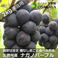 商品番号:naganopurple2kg01 商品名 :長野県北信州 中野 山ノ内産 ナガノパープル...