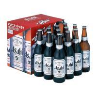 のし対応いたします アサヒスーパードライ 大瓶 12本 カートン詰 EX-12   (1個ごとに送料...