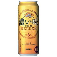キリン 濃い味 デラックス 500ml 24本入 2ケース   (この商品は送料がかかります) きっ...