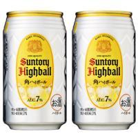 サントリー 角ハイボール缶 350ml×24本入 2ケース お酒屋さんジェーピー  きっちり梱包 ギ...