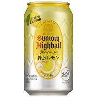 サントリー 角ハイボール缶 〈贅沢レモン〉 350ml 24本入 1ケース お酒屋さんジェーピー  ...