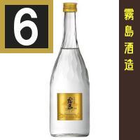 霧島酒造 ゴールドラベル 6本入 1ケース  この商品は送料がかかります。 送料(1個あたり・税込)...