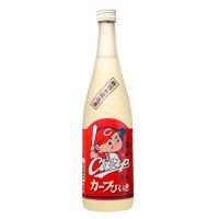 広島県産米を使って仕込んだ、「カープびいき」の特別本醸造酒です  カープ坊やのラベルをデザイン! ■...