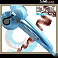 【即納】  スチーム ミラカールはほぼ全ての髪の長さに使用でき、自在なスタイリングを演出します。 ス...