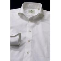 【ES-8107-1】 カッタウェイカラー ドレスシャツ