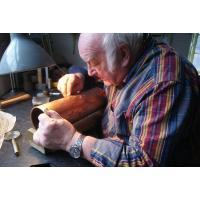 イギリス食器バーレイ社 ブラックウィロー ブレックファースト カップ&ソーサー 300ml|ostuni|04