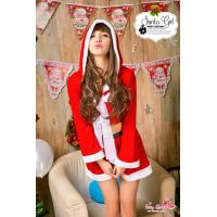 ハロウィン コスプレ サンタ クリスマス コスチューム サンタクロース 衣装 かわいい セクシー