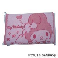 モリシタ サンリオ のびのび枕カバー マイメロ 32×52cm PK11|otafuku