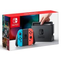 【セット内容】 ・Nintendo Switch本体:1台 ・Joy-Con(L) ネオンブルー:1...