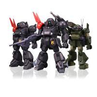 2006年に発売された「アクティックギア 装甲騎兵ボトムズ」の新シリーズ第3弾! 「装甲騎兵ボトムズ...