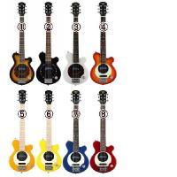 ピグノーズ・アンプのコンセプトを受け継いだユニークかつ実用的なコンパクトギター、ピグノーズ・ギター。...