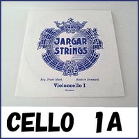 Jargar Cello String A  ヤーガー チェロ弦 A線  柔らかな音色が特徴の弦で、...