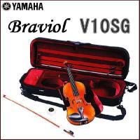 Braviol V10SG  ブラビオール V10SG  V10Gに弓、ケース、松脂をセットしました...
