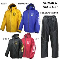 ・商品の特徴 ・HUMMERブランドのおしゃれな防水・防寒ウエア。   ・全身防寒・防水で冬の雨雪も...