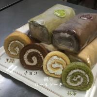 ロールケーキ3本セット【冷凍品】(純生ロールケーキ1本+味物ロールケーキ2本)手作りお菓子とケーキの店 Enfamille(アンファミーユ)|otodoke-shopping