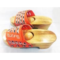 [健康サンダル「ツボ球」]、新発売、日本初の「健康サンダル」「足つぼスリッパ」特許庁・実用新案登録、[足裏刺激物ツボ球]オレンジ|otodoke-shopping|02