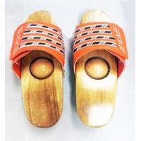 [健康サンダル「ツボ球」]、新発売、日本初の「健康サンダル」「足つぼスリッパ」特許庁・実用新案登録、[足裏刺激物ツボ球]オレンジ|otodoke-shopping|05