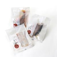 海女小屋のおさかなセット 五月鯛味噌漬、ぶり味噌漬、たら味噌漬 otodoke-shopping 02