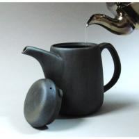 旨味コーヒーポット こげ茶 Φ19/12cmxH13cm 約550cc|otodoke-shopping|02