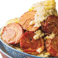 ■商品名:札幌ラーメンブタキング味噌 1箱(10袋入り) インスタント ●内容量:128g(めん70...