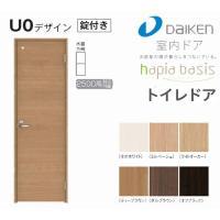 大建工業 トイレドアセット U0デザイン [表示錠・明かり窓標準] 内装ドア