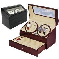 ワインディングマシーンは、自動巻上機などとも呼ばれている 自動巻時計専用の電動振動装置です。 ■信頼...