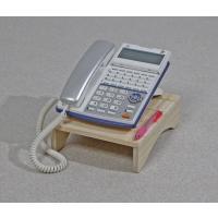 電話台 木製 ひのき製 幅20cmタイプ オフィス用 電話機台  ひのき テレフォンスタンド 木製 電話台 卓上 机