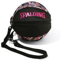 【新品/在庫あり】バスケットボールが1個収納可能な ボールバッグ トゥイーティーフラワー 49-001TF