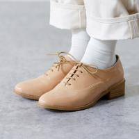 カジュアルシューズ レディース 幅広 靴  歩きやすい ローヒール 送料無料