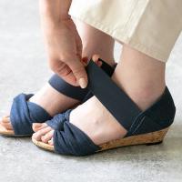 サンダル レディース 履きやすい 歩きやすい ビーチ 厚底 送料無料
