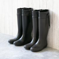 完全防水 レインブーツ レディース ブーツ ラグソール 大きいサイズ 長靴 防水 雨 送料無料