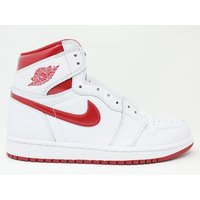 555088-103 AIR JORDAN 1 RETRO HIGH OG METALLIC RED...