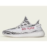 CP9654 ADIDAS YEEZY BOOST 350 V2 ZEBRA WHITE/CORE ...