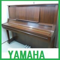 YAMAHA W102 お家のインテリアに馴染む木目の綺麗な艶消しアップライトピアノです。  オワリ...