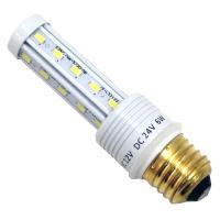 商品説明 防水タイプで動作電圧が12v/24v兼用のE26口金LED電球です。 防水仕様となっている...