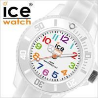 アイスウォッチ Ice Watch 腕時計 アイス ミニ ホワイト メンズ レディース ユニセックス...