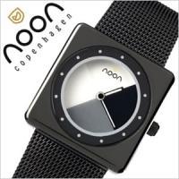 腕時計 ヌーン NOON 【型番】NOON-32-011【ケース】材質:ステンレススティール サイズ...