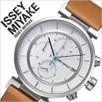 イッセイ ミヤケ ISSEY MIYAKE 腕時計 ダブリュー メンズ【型番】SILAY008【ケー...