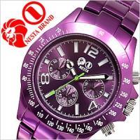 ネスタブランド NESTA BRAND 腕時計 ソウルマスター アルミニウム メンズ【型番】SMAL...