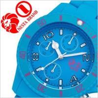腕時計 ネスタブランド NESTABRAND 【型番】SMP40TB【ケース】材質:ポリカーボネイト...
