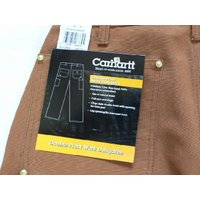 【Carhartt】 カーハート B01 Double Front Work Dungaree