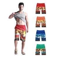 ハワイ風なメンズビーチパンツです。 素材が柔らかく、普段着や部屋着としても十分御使用頂けます。 カラ...