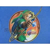 Tシャツ ニンテンドー Zelda Archer Link Nintendo Licensed Adult Shirt S-XXL