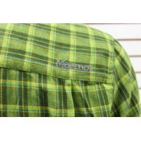 カジュアル シャツ マーモット メンズ Marmot Ellis Flannel Plaid 長袖 グリーンランド 50710 ブランド