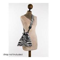 ファッション アクセサリー ユニセックス付属品 バッグ バックパックMod Zebra Drop-in Bag #MOD349