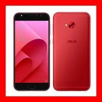 ASUS(エイスース) SIMフリー ZenFone 4 Selfie Pro ZD552KL-RD64S4(5.5インチ/Android 7.0/ストレージ64GB/メモリ4GB/クラシックレッド)